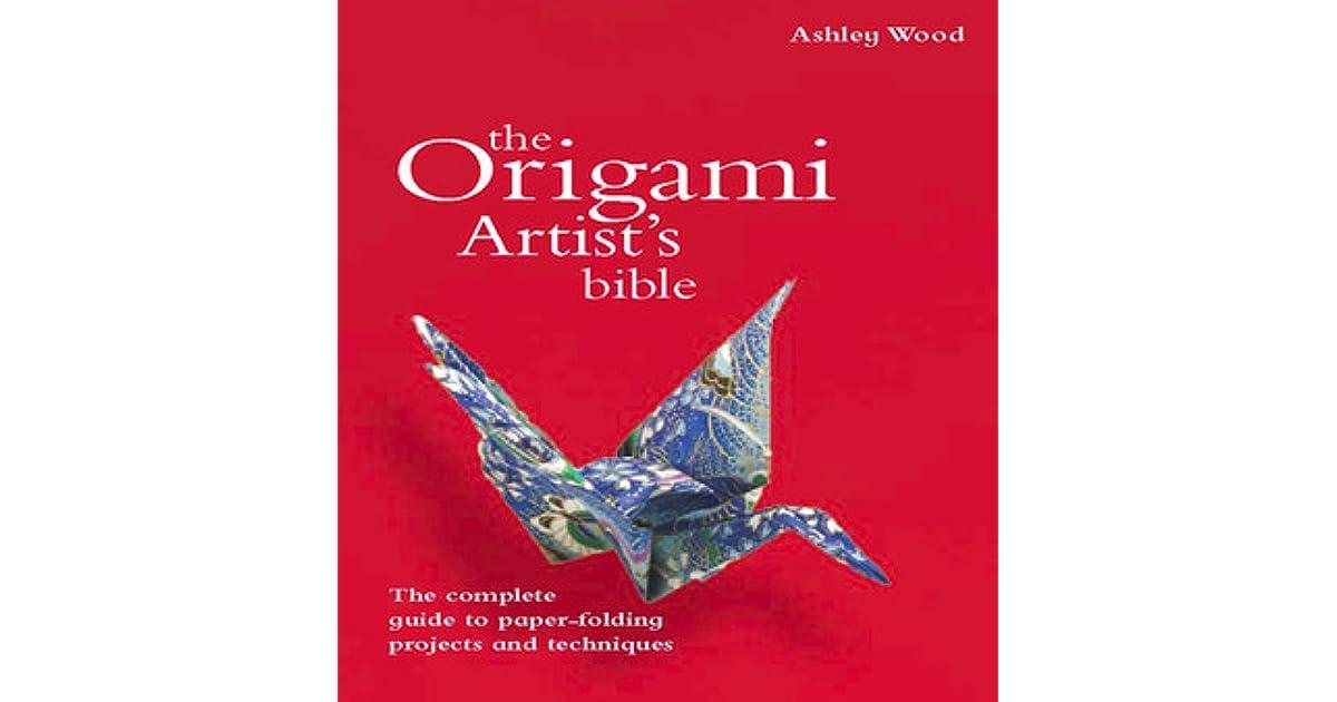 Art book origami