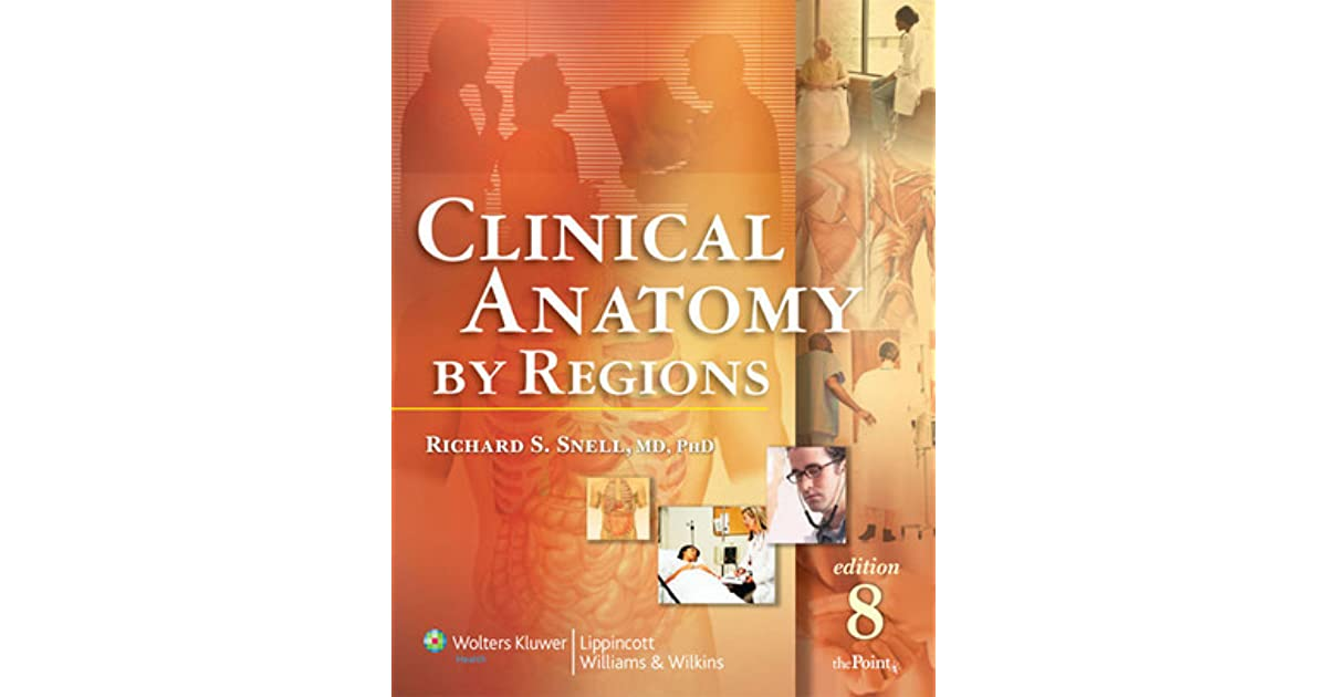 Snell Anatomy Ebook