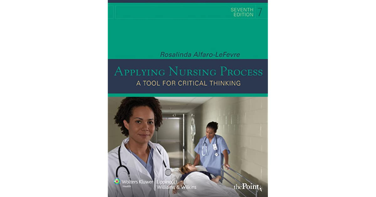 Critical thinking in nursing process SlidePlayer