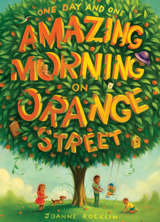 One Day and One Amazing Morning cover art with link to Goodreads description