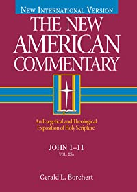 John 1-11: An Exegetical and Theological Exposition of Holy Scripture