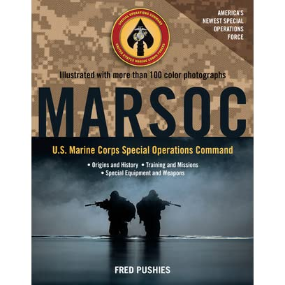 Marsoc U S Marine Corps Special Operations Command By Fred Pushies