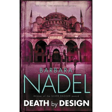 death by design inspector ikmen mystery 12 nadel barbara