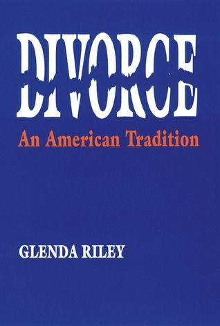 Divorce: An American Tradition