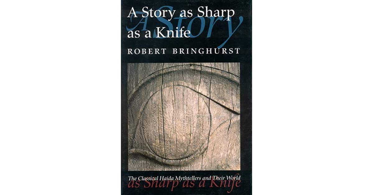 a story as sharp as a knife pdf