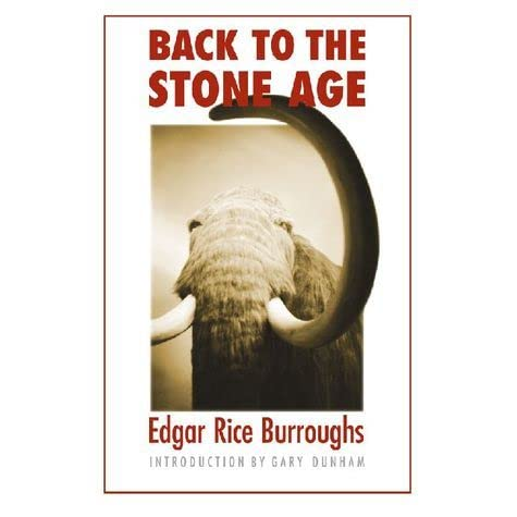 Back To The Stone Age Pellucidar 5 By Edgar Rice border=