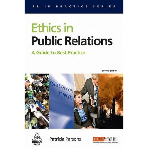 public ethics Ethics for an evolving profession as the public relations profession evolves, so does the need for revised and refreshed ethical standards prsa is aware of the need to recognize and acknowledge ethical issues as they arise, which is among the reasons that the prsa board of ethics and professional standards (beps) was created.