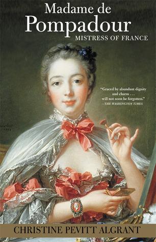 Madame de Pompadour by Christine Pevitt