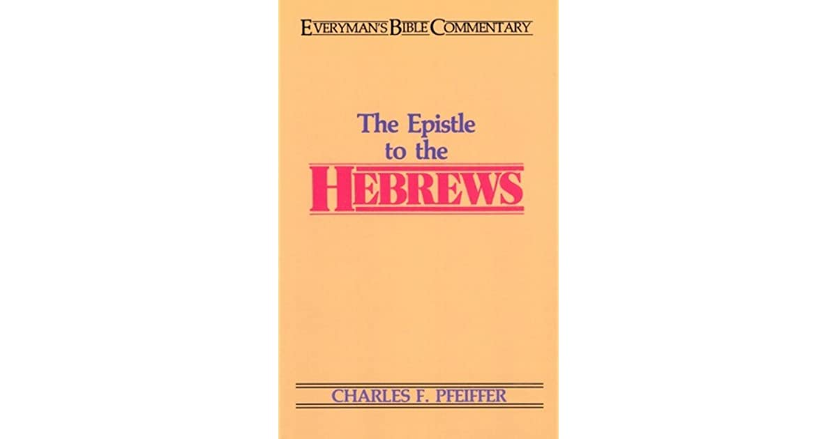 Job- Everymans Bible Commentary (Everymans Bible Commentaries)