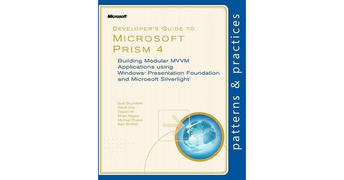 modular mvvm applications