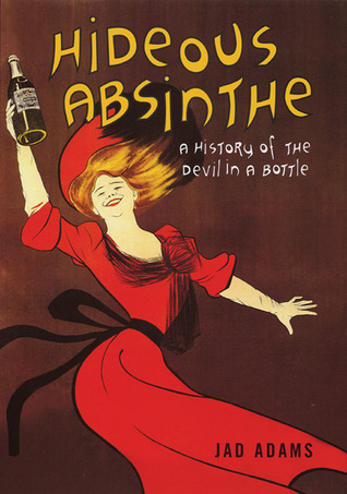 book cover for Hideous Absinthe