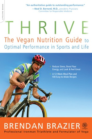 Thrive by Brendan Brazier