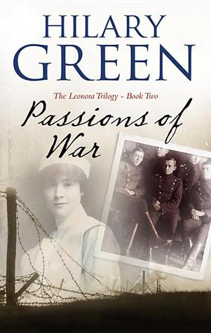 Passions of War (Leonora Trilogy #2)