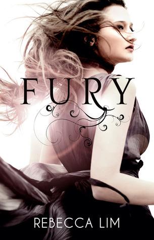 Fury (Mercy, #4)