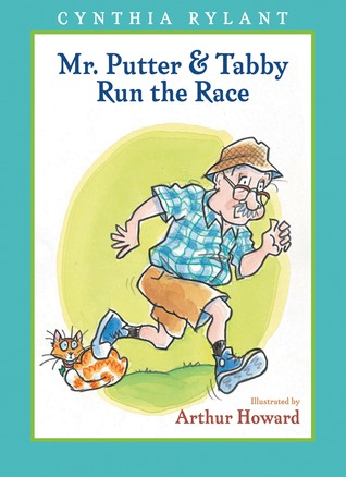 Mr. Putter & Tabby Run the Race cover art with link to Goodreads description