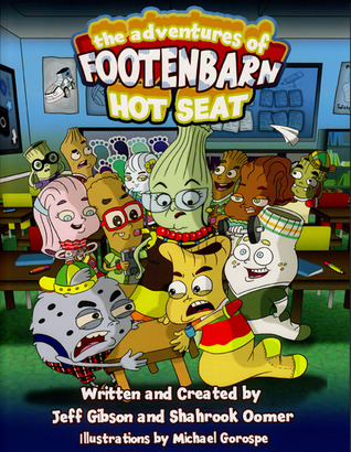 The Adventures of Footenbarn: Hot Seat