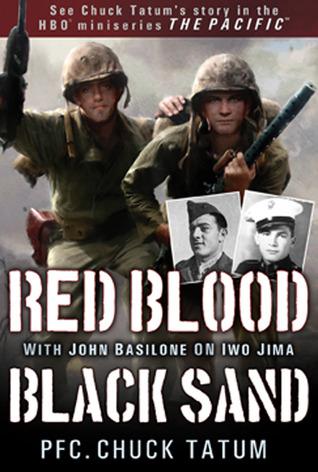 Red Blood, Black Sand: with John Basilone on Iwo Jima