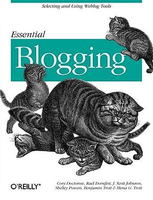 [KINDLE] ✽ Essential Blogging ❁ Cory Doctorow – Vejega.info