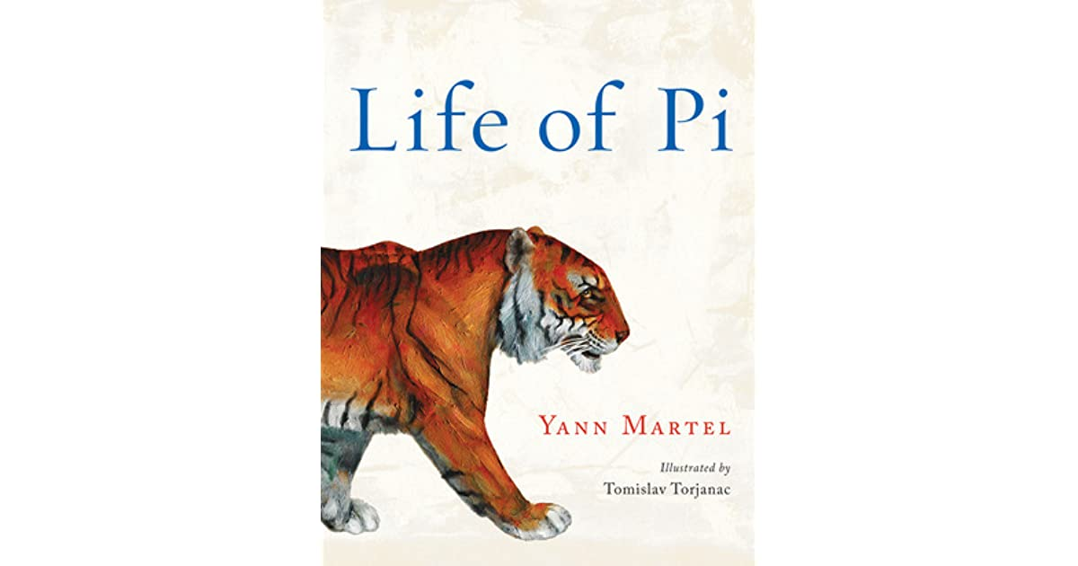 Life of pi book preview