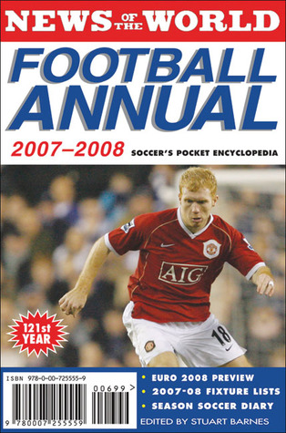 News of the World Football Annual 2007-2008