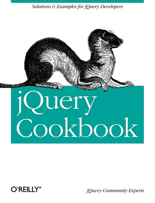 jQuery Cookbook: Solutions & Examples for jQuery Developers