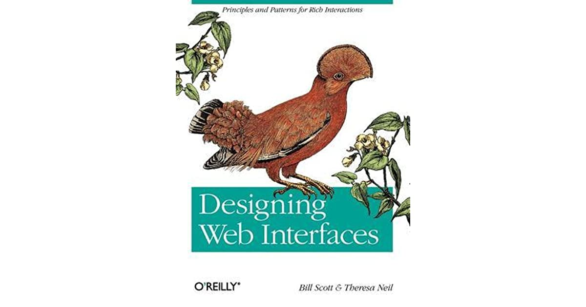 designing web interfaces principles and patterns for rich interactions pdf