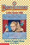 Karen's Puppet Show (Baby-Sitters Little Sister, #88)