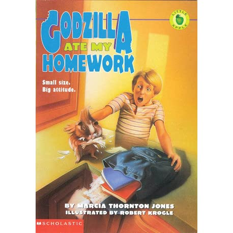 Ate godzilla homework how to write a literature review section of a research paper