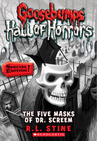 the hall of horror the five masks of Dr