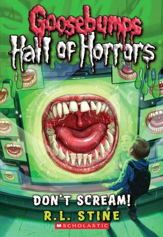 hall of horrors don't scream g
