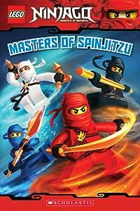 Masters of Spinjitzu (LEGO Ninjago Reader, #2)