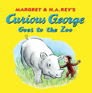 Curious George Visits the Zoo by Margret Rey