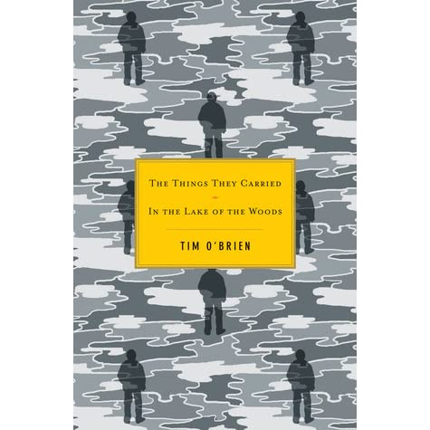 a book review of the things they carried by tim obrien With ''the things they carried, mr o''brien has written a vital, important book--a book that matters not only to the reader interested in vietnam, but to anyone interested in the craft of writing as well.