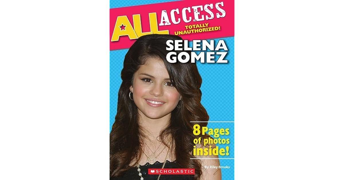 Selena Gomez By Riley Brooks