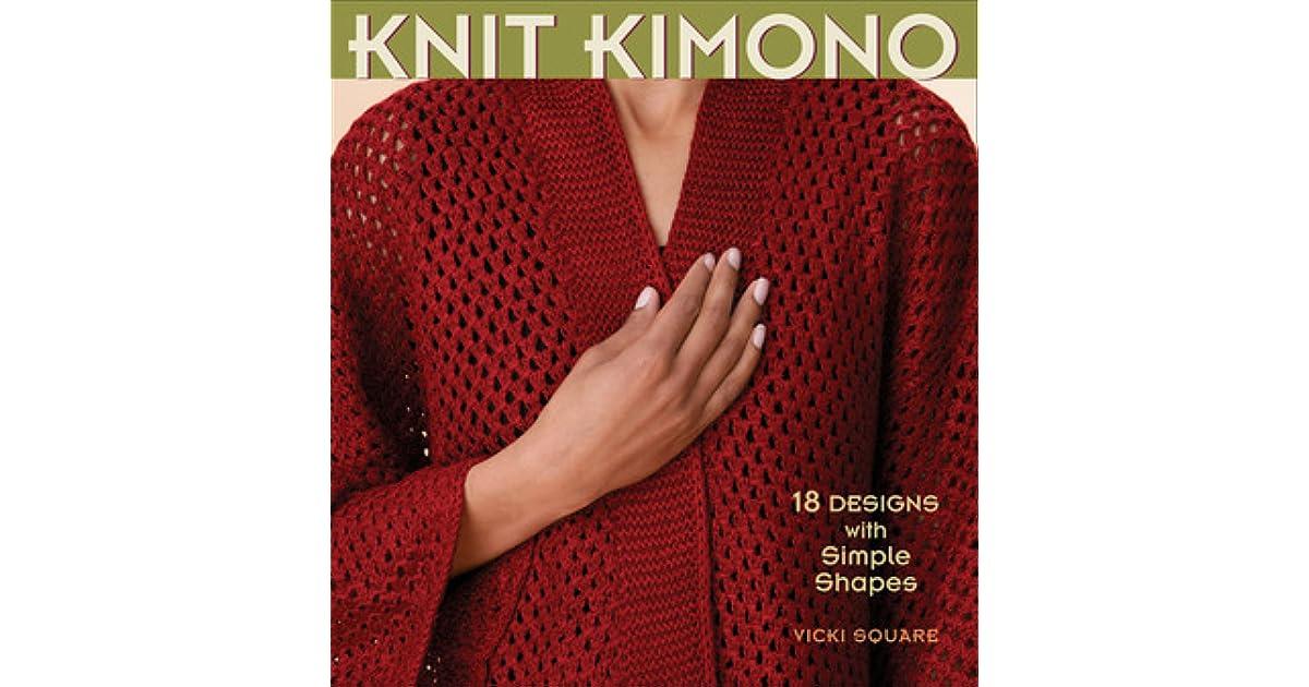 Knit Kimono By Vicki Square
