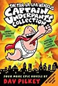 The Tra-la-laaa-mendous Captain Underpants Collection