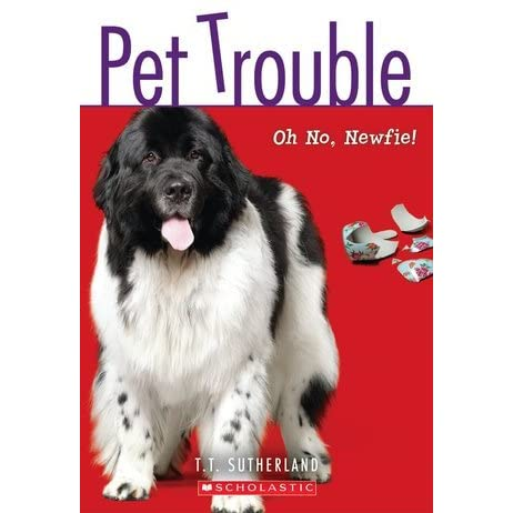Oh No Newf Pet Trouble 5 By Tui T Sutherland
