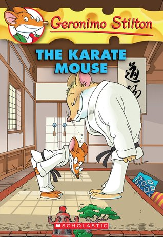 Karate Mouse