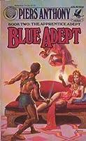 Blue Adept (Apprentice Adept, #2)