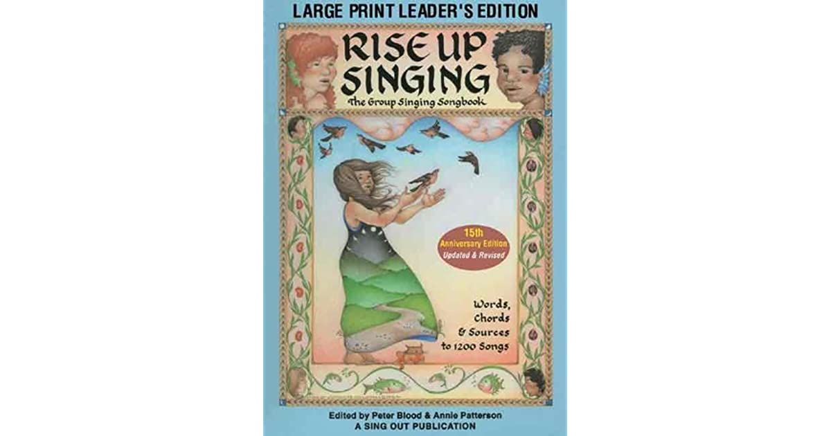 Rise up singing the group singing songbook by peter blood fandeluxe Image collections