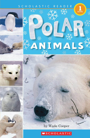 Polar Animals book cover