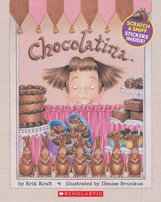Chocolatina (with Stickers)