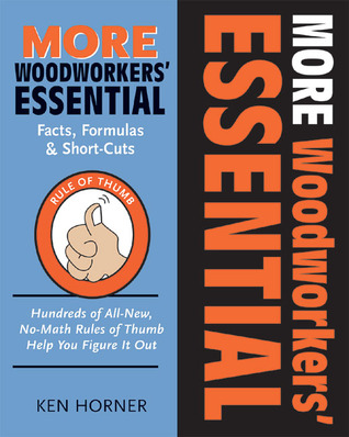 MORE Woodworkers' Essential Facts, Formulas & Short-Cuts: Hundreds of All New, No-Math Rules of Thumb Help You Figure it Out