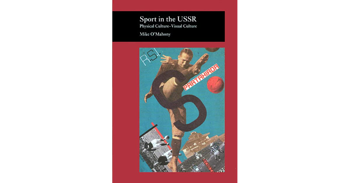 sport in the ussr omahony mike