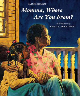 Momma, Where Are You From cover art with link to Goodreads description