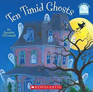 Ten Timid Ghosts