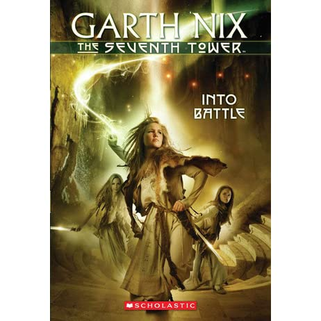 Ebook Into Battle The Seventh Tower 5 By Garth Nix