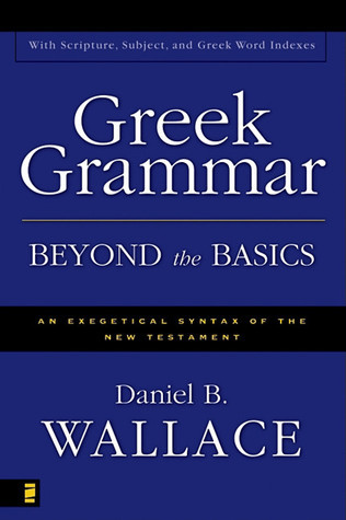 Greek grammar beyond the basic