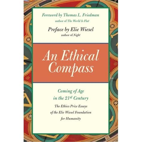elie wiesel prize in ethics essay contest scholarship Thank you for your interest in the elie wiesel prize in ethics essay contest by entering the contest, you will become part of a 28 year legacy of leading young.