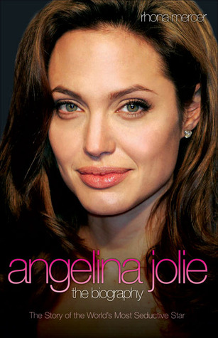 Angelina Jolie by Rhona Mercer
